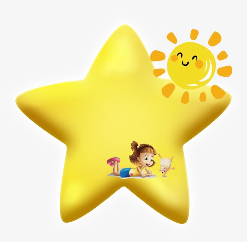 Este Gráficos Es Las Estrellas Amarillas Decoran El - Portable Network Graphics, transparent png #183713