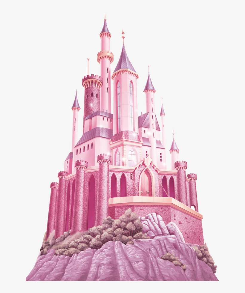 Disney Princess - Disney Princess Castle Png, transparent png #184572
