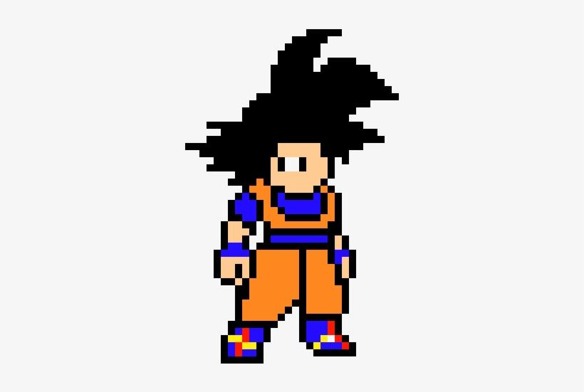 Goku Dragon Ball Z Pixel Art Goku Ultra Instinct Free