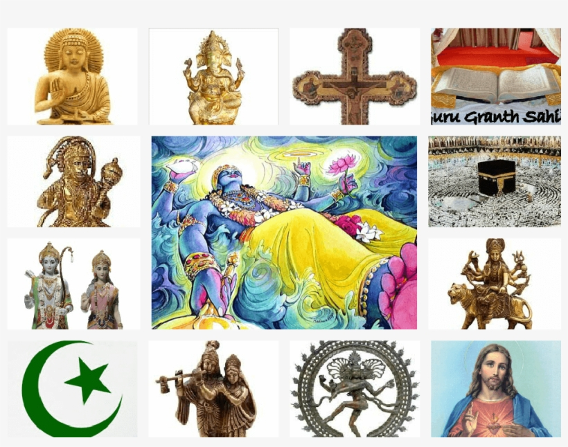 Idols - Idol Worship In All Religion, transparent png #186515