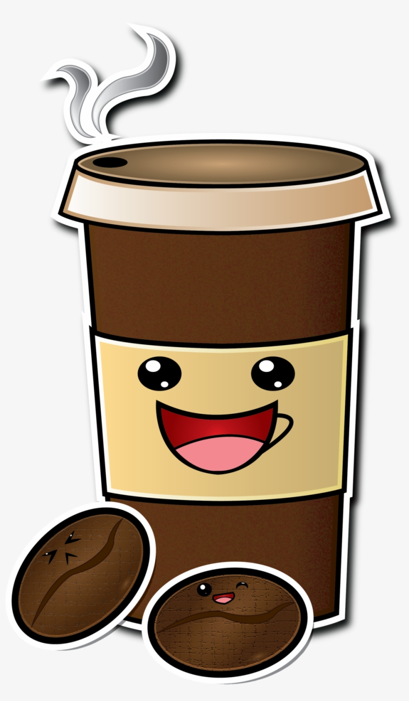 Cute Cartoon Cup Drawing Cartoons Pinterest Coffee Cartoon Png