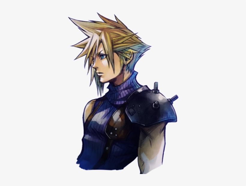 Cloud Strife - Final Fantasy 7 Cloud, transparent png #187115