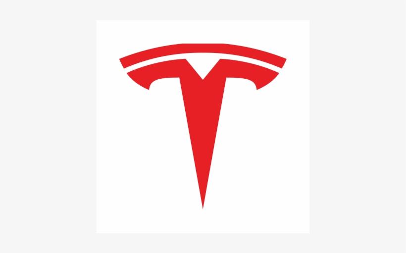 Tesla Logo - Tesla, transparent png #187807