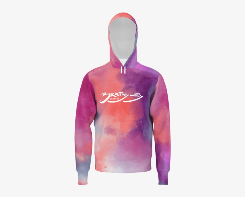 Watercolor Hoodie Birthday Gifts For Teens, Belly Shirts, - Annie Leblanc Merch Hoodie, transparent png #188354