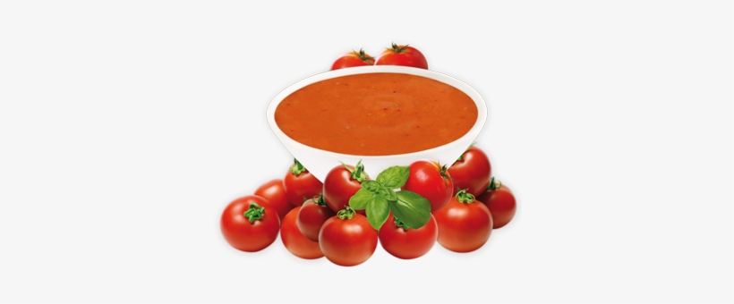 Tomato Soup Png Royalty Free Download - Tomato Basil Soup Png, transparent png #188568