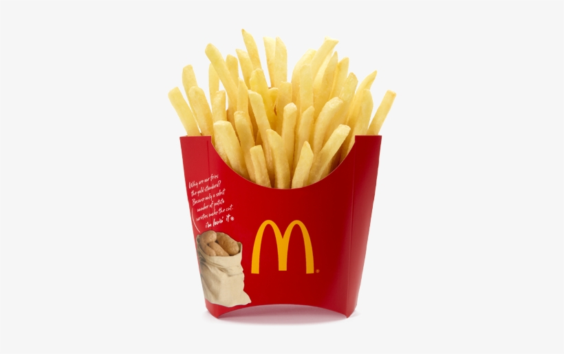 Make Perfect Mcdonald's-style French Fries At Home - Mcdonalds French Fries, transparent png #188671