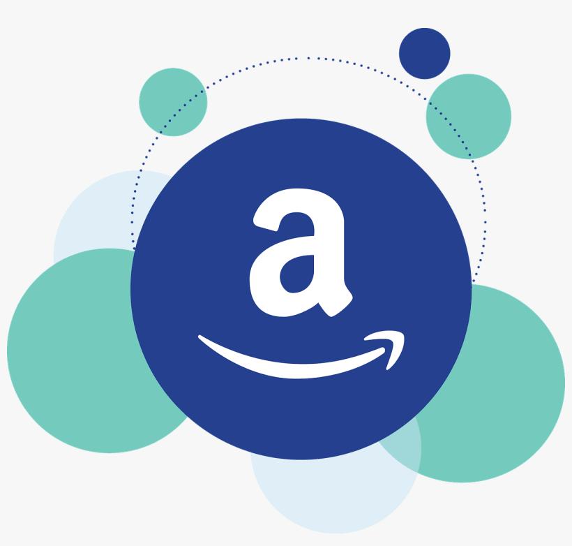 Amazon Fresh Logo Png - Facebook Logo Transparent Background Round Logo 3d, transparent png #189809