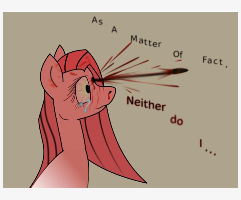 #293258 - Artist - Haterthepony, Artist - Kopaleo, - Pinkie Pie Suicide, transparent png #1802001