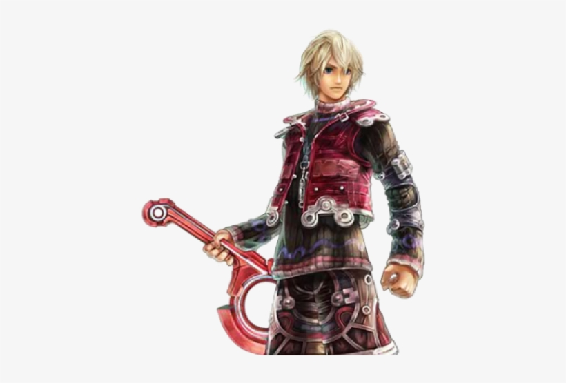 Click To Edit - Xenoblade Chronicles 3d - New Nintendo 3ds, transparent png #1802051