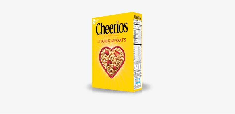 Image Elrf Png Supermariologan - Cheerios Toasted Whole Grain Oat Cereal 8.9 Oz, transparent png #1802135