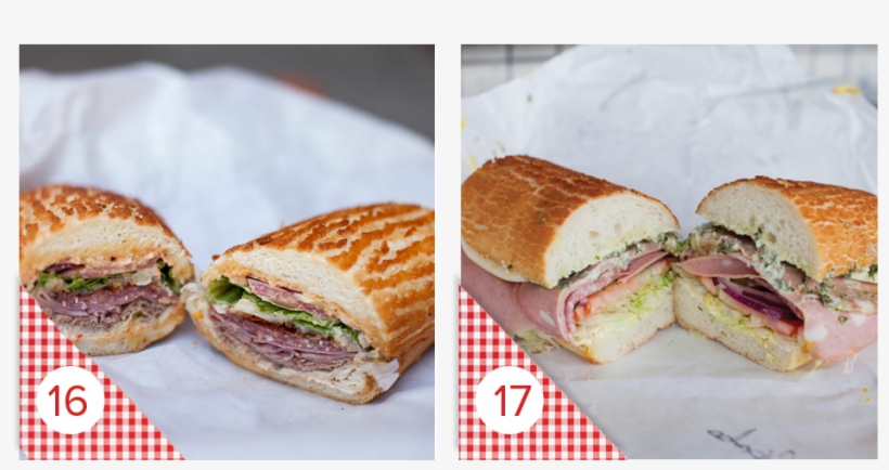 Lou's Sandwiches Cafe - Fast Food, transparent png #1802293
