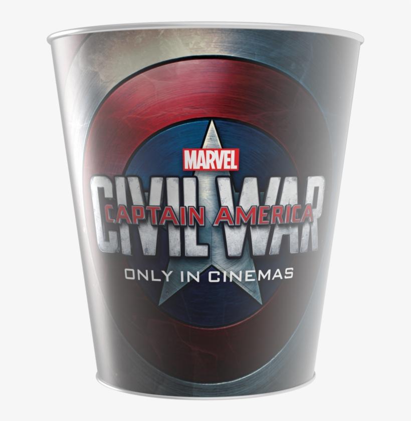 [ Img] - Captain America: Civil War, transparent png #1802864
