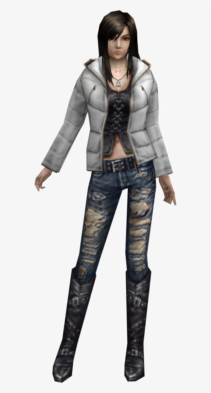 Tifa Lockhart 07 By Candycanecroft-d4h1fo6 - Final Fantasy Tifa Render, transparent png #1804485