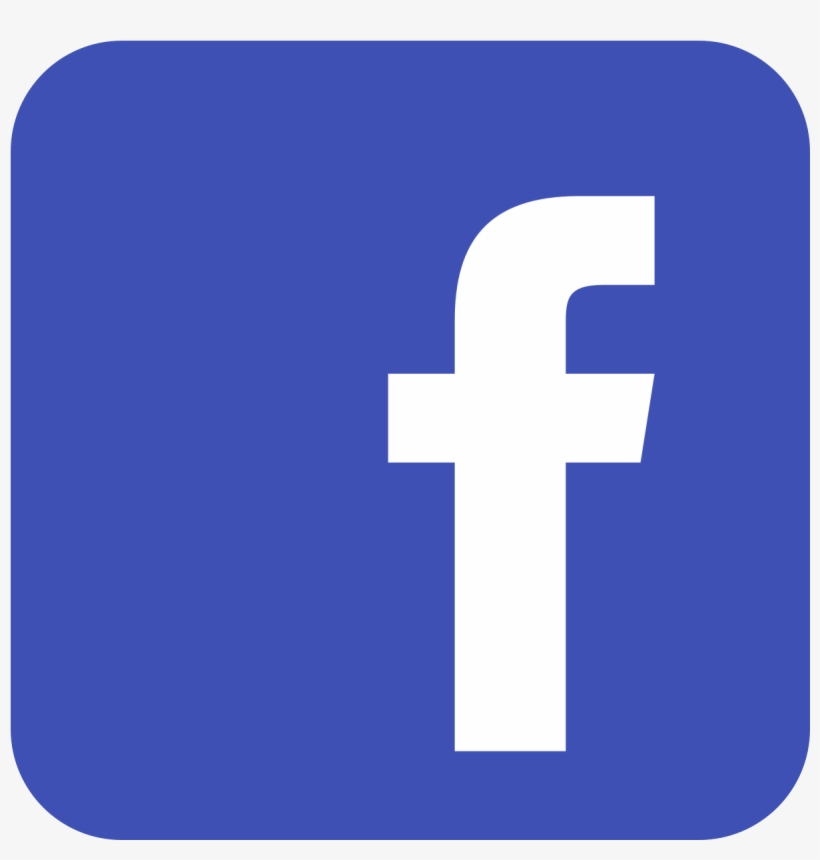 Facebook Logo For Tsm Website - Social Media Facebook Logo, transparent png #1807179
