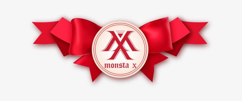 Monsta X Logo Minhyuk Scarf Free Transparent Png Download Pngkey