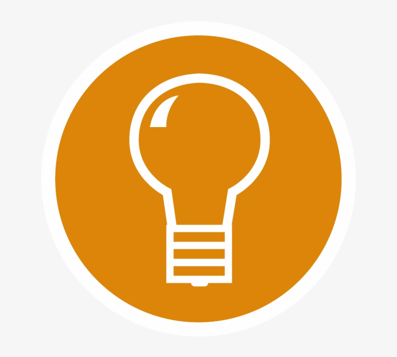 Did You Know Light Bulb Illustration - Did You Know Symbol, transparent png #1809213