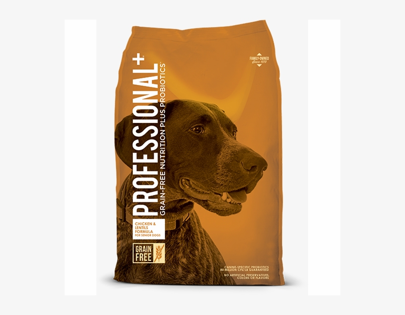 Diamond Professionals Grain Free Senior Dog Food 28 - Diamond Professional Dog Food, transparent png #1810351