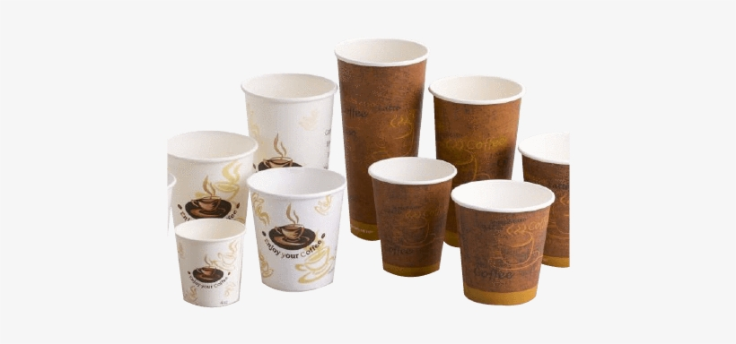 Custom Printed Coffee Cup Case Orders - Coffee Cup, transparent png #1810925