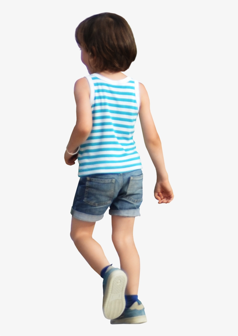 Kid Walking Png For Kids - Kid Walking Png, transparent png #1814277