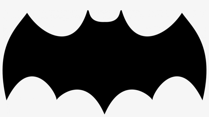 The Batman Symbol, Everything You Want To K - Batman Tv Show Symbol, transparent png #1816962