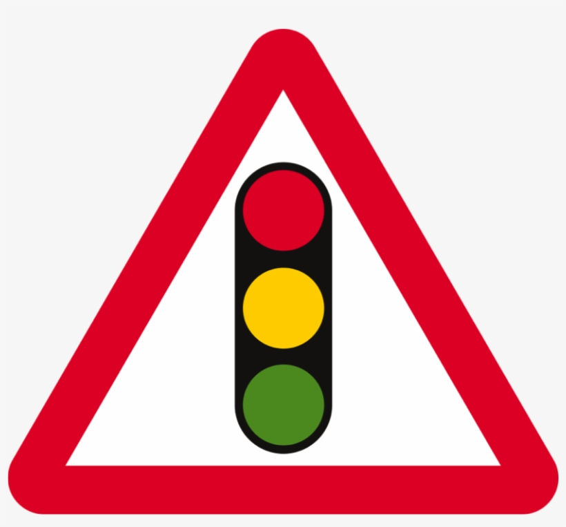 Swansea's Traffic Lights Being Upgraded With Wifi - Uk Road Signs Traffic Lights, transparent png #1817306