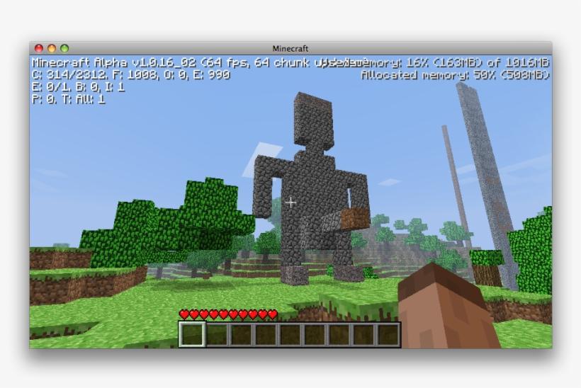 Gallery Image Gallery Image Gallery Image - Minecraft Sitting Dog Statue, transparent png #1820162