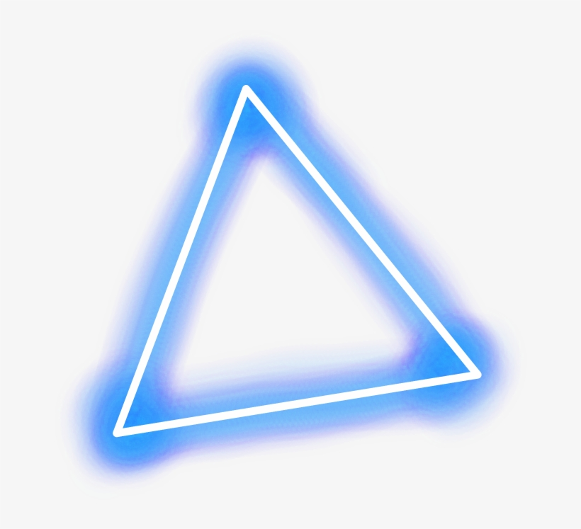 Report Abuse - Triangle Light Png For Picsart - Free