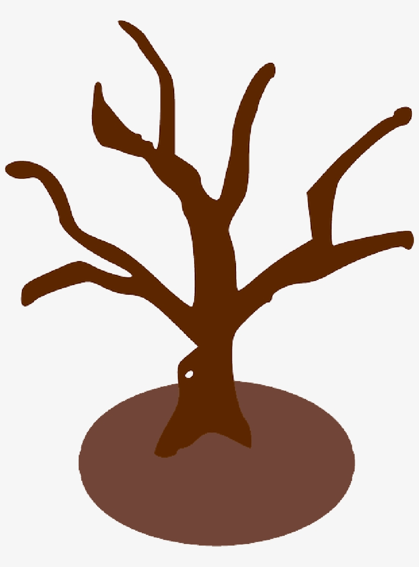 Mb Image/png - Tree Trunk Tree Branches Clipart, transparent png #1821658