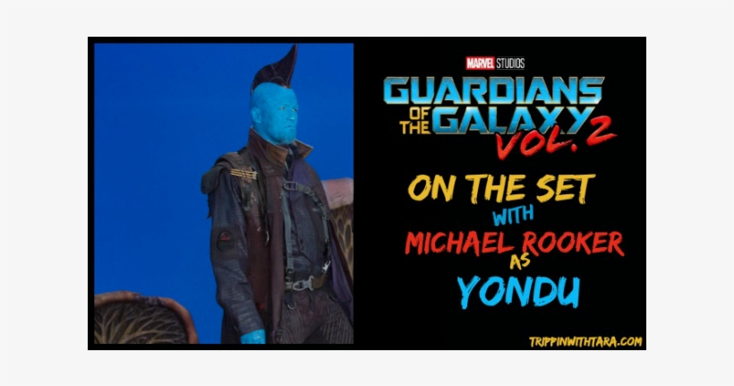 Michael Rooker As Yandu In Guardians Of The Galaxy - Marvel's Guardians Of The Galaxy Vol. 2 Prelude, transparent png #1823053