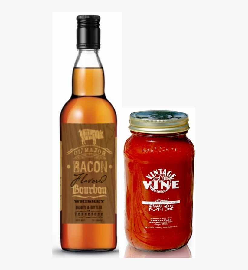 Best Bloody Mary - 2 Gingers Irish Whiskey - 750 Ml Bottle, transparent png #1824899