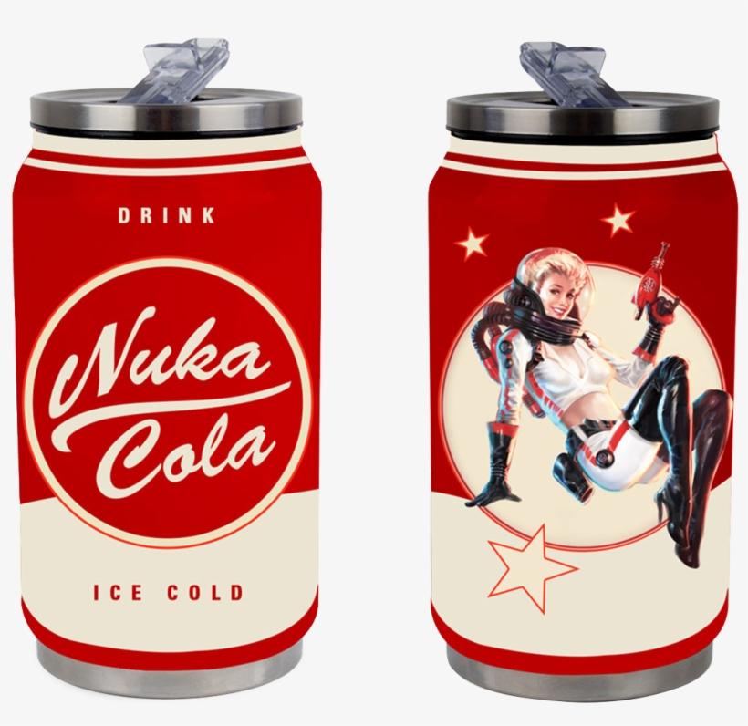 Fallout Metal Can Nuka Cola Mugs Glasses Accessories - Fallout Metal Can Nuka Cola, transparent png #1824983