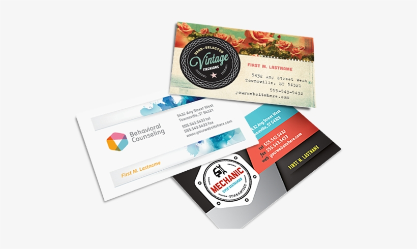 Business Business Card Templates, Business Card Designs, - Examples Of Graphic Design Business Cards, transparent png #1825611