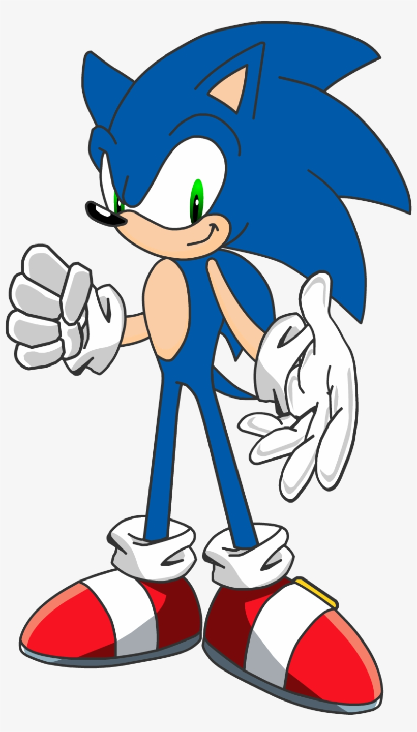 Sonic The Hedgehog Vector Art By Fireball Stars On Consumer Awareness In India Free Transparent Png Download Pngkey