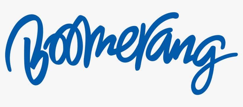 Boomerang Cartoon Network Logo - Boomerang Tv Channel Logo - Free