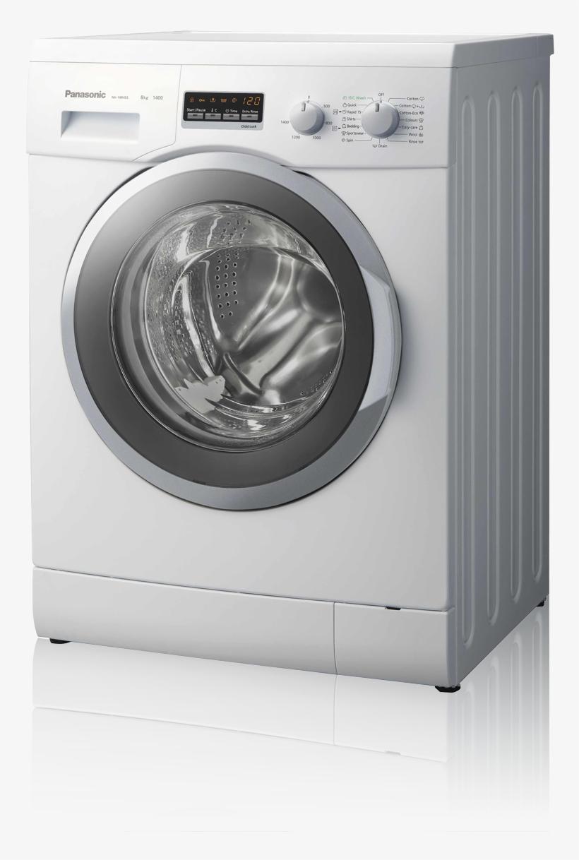 Panasonic 7kg Washing Machine 1200 Spin Speed - Panasonic Washing Machine Review, transparent png #1827863