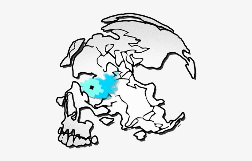 Mso Logo - Gb Eye Metal Gear Solid V Skull Mug, transparent png #1828193