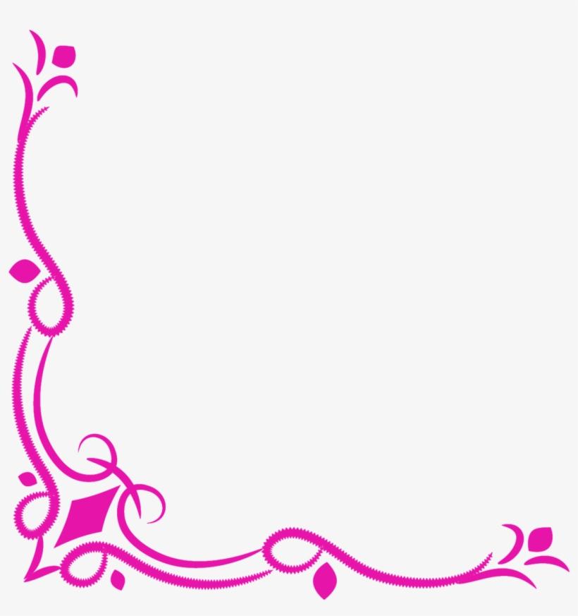 free download wedding corner border png clipart decorative border