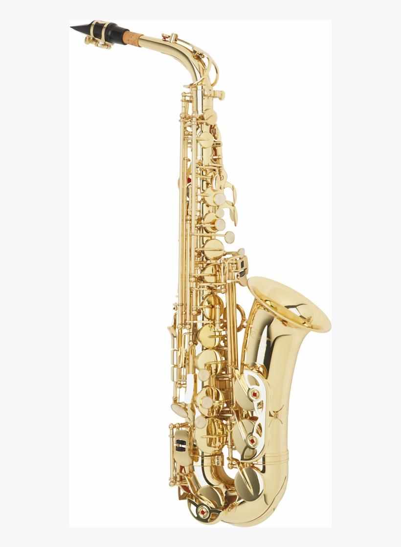 Saxophone - Alto Saxophone The Classic Model, transparent png #1834031