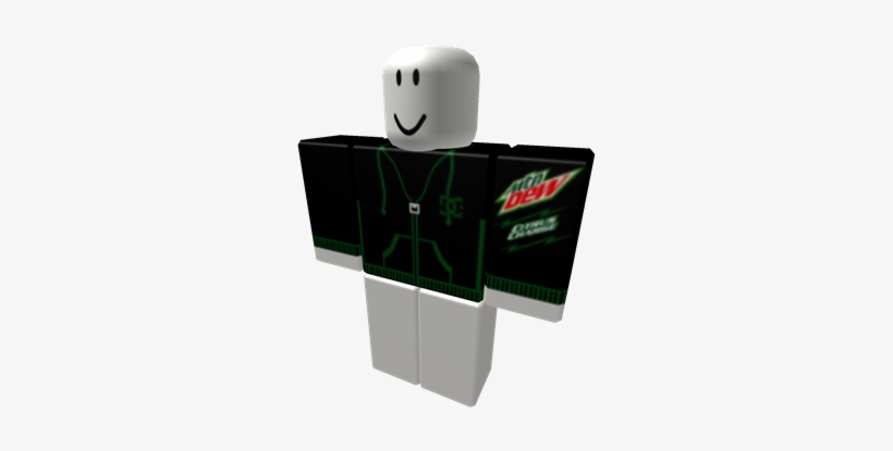 Mountain Dew Hoodie - Roblox Reaper Overwatch, transparent png #1837181