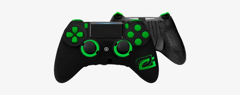 Playstation 4 Professional Controller Scuf Impact Optic - Impact Scuf Controller, transparent png #1837620