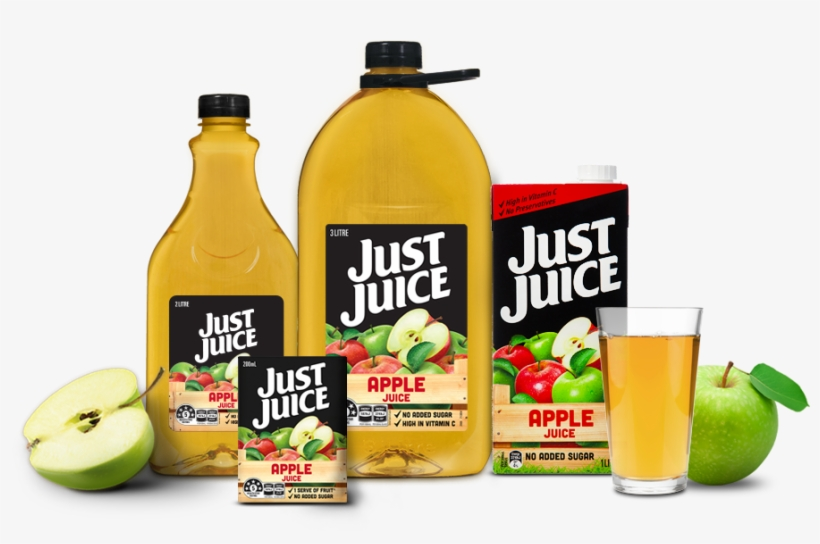 *applies To All Variants Except Tomato Juice - Just Apple Juice 200ml, transparent png #1839059