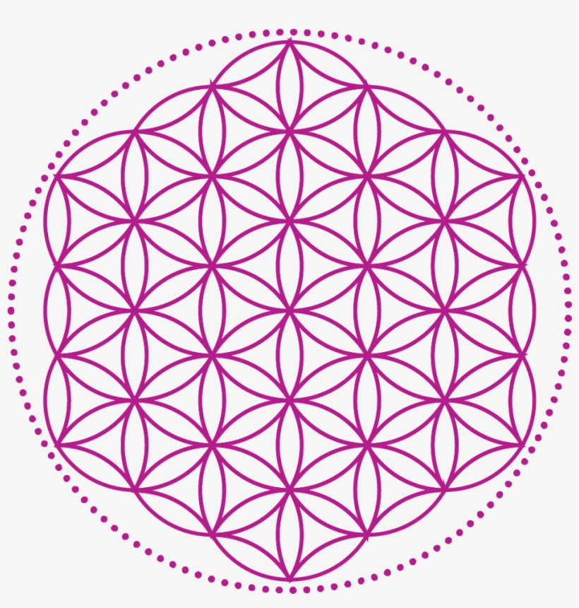Merkaba The Lightbody You Need To Activate For Interstellar - Flower Of Life, transparent png #1839355