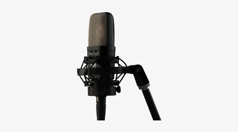 Wa-14 Large Diaphragm Brass Capsule Condenser Microphone - Warm Audio Wa-14 Condenser Microphone, transparent png #1842777