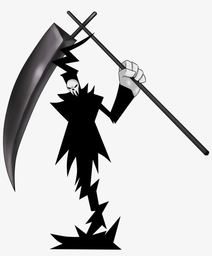 Drawlloween Lord Death From Soul Eater Free Transparent Png