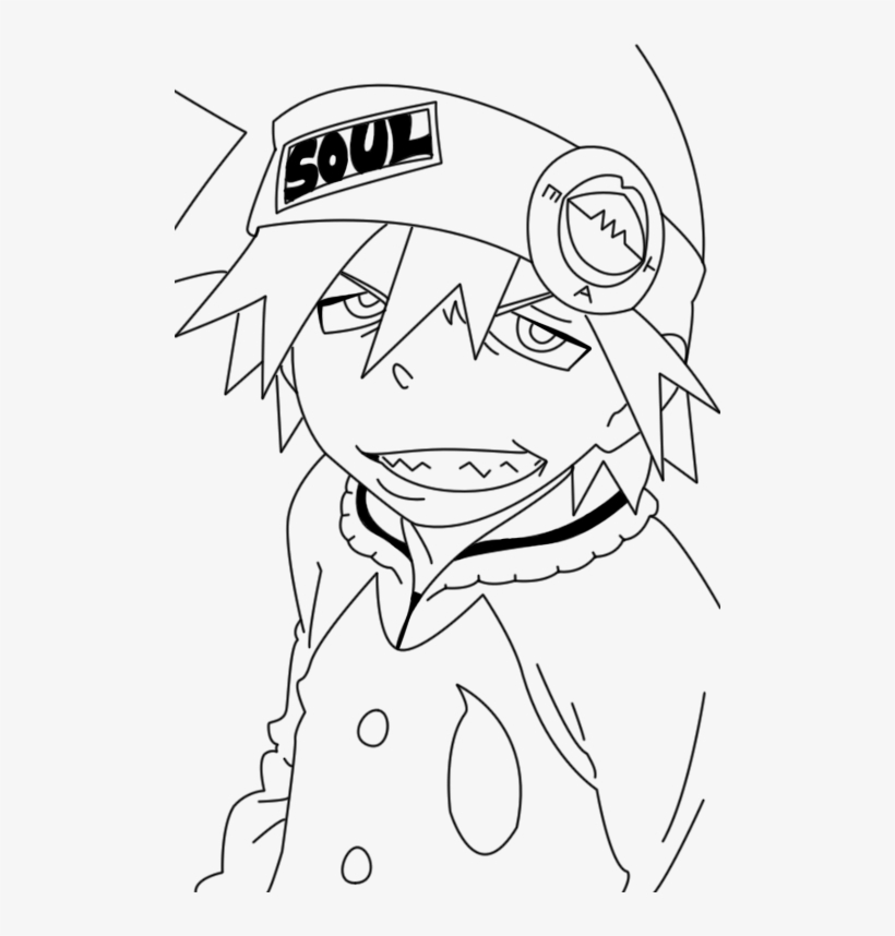28 Collection Of Soul Eater Coloring Pages Black Star Soul Eater