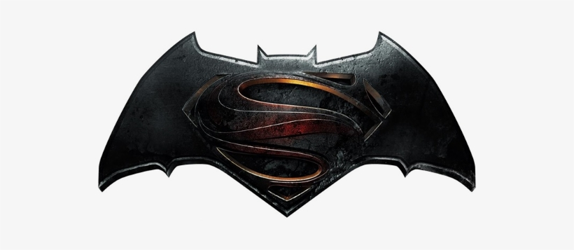 Batman V Superman - Batman V Superman Logo Png, transparent png #1846124