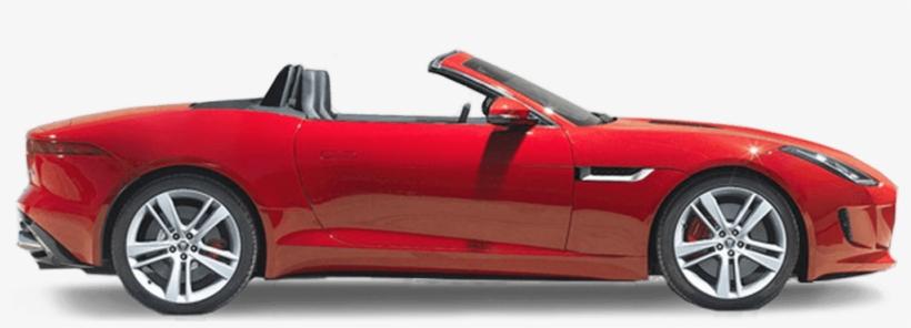 Red Jaguar F Type Car Side View Png Image Hd Wallpaper Jaguar F