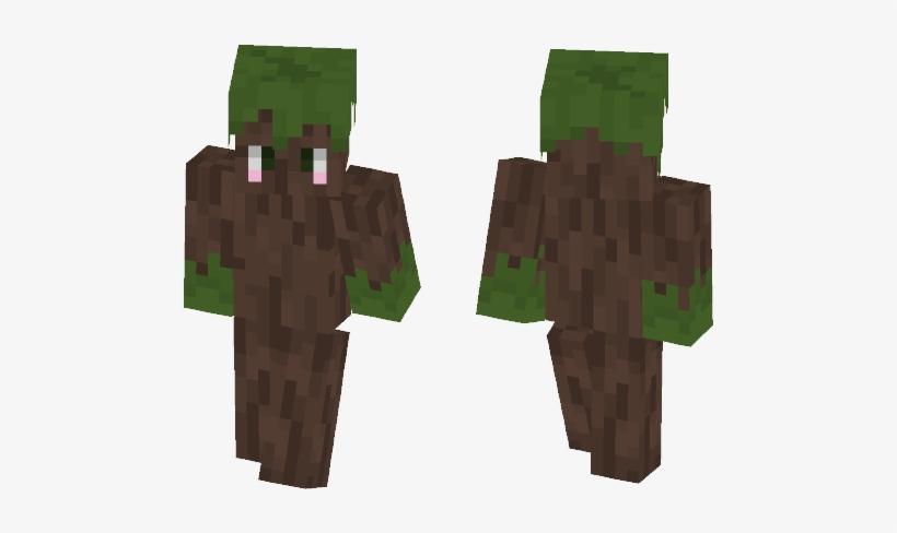 Install Kawaiiiii Tree I Guess ¯ /¯ Skin Instruction - Minecraft Skin John Wick, transparent png #1848155