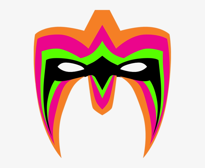 ultimate warrior logo png ultimate warrior face paint