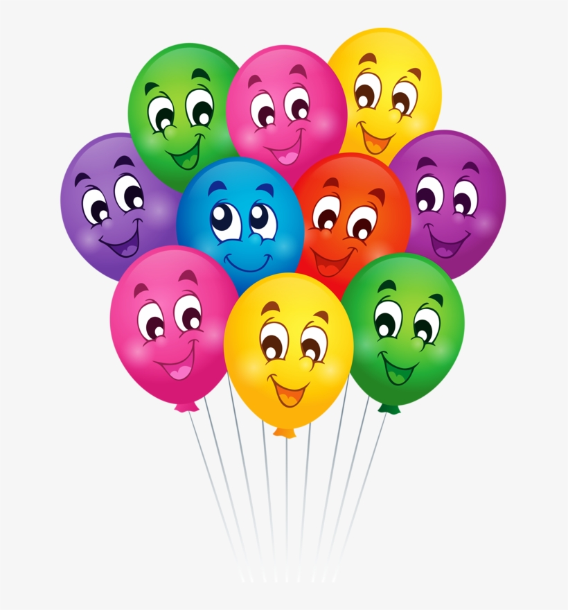Png Smileys Happy Birthday And Birthdays - Happy Birthday Girl Smiley Face, transparent png #1850846
